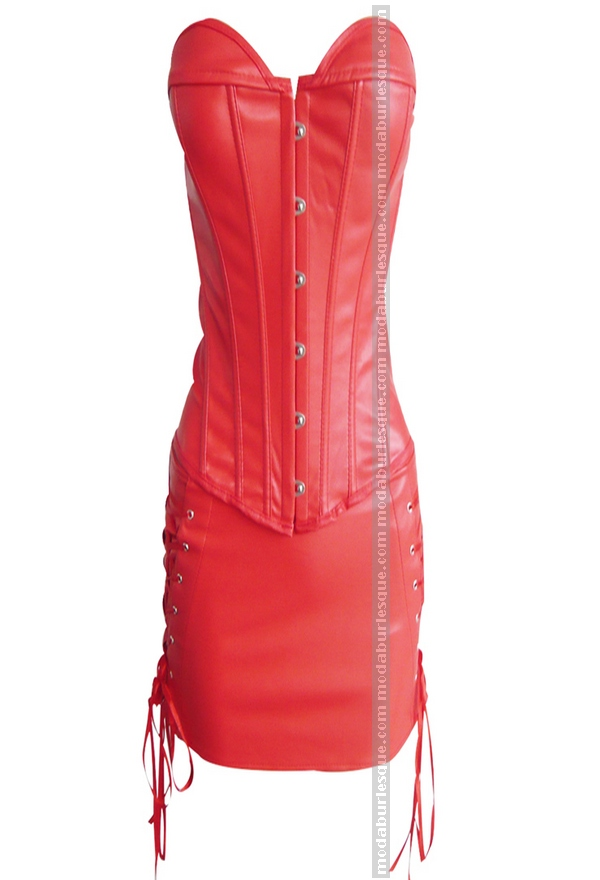 Completo latex red